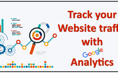 track Website traffic with Google Analytics