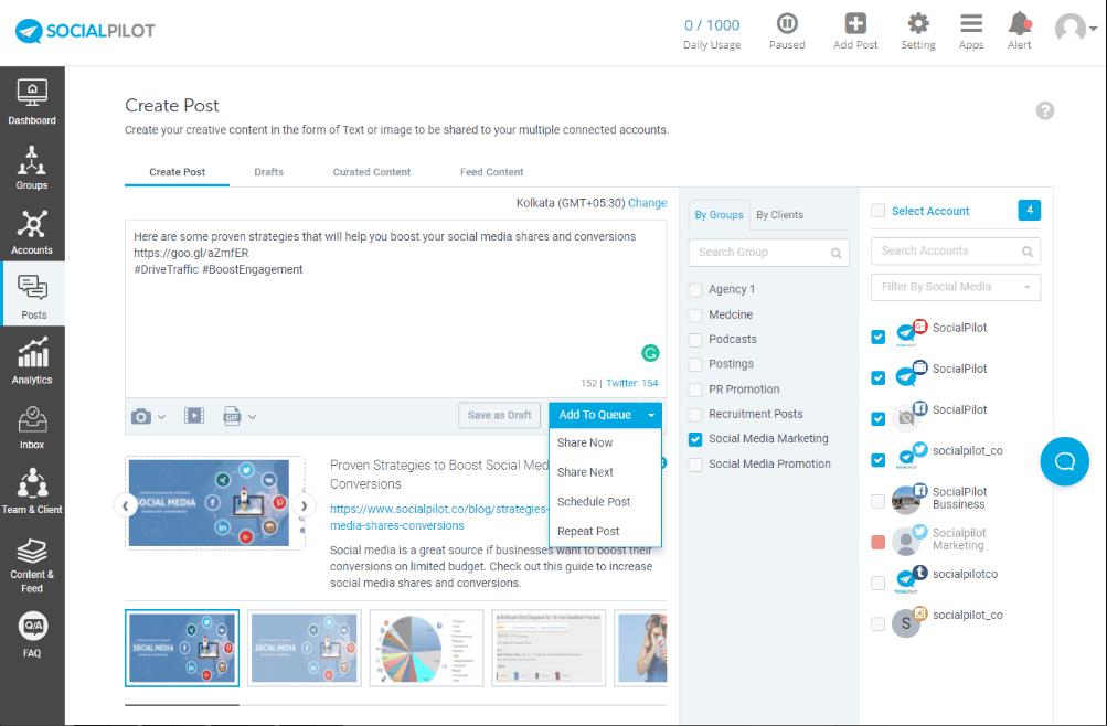 best social media tool for 2021 socialpilot